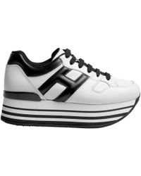Hogan - Maxi H283 Trainers - Lyst