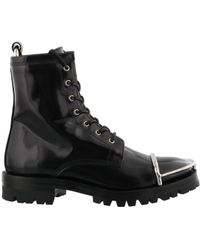 Alexander Wang - Lyndon Steel Toe Boots - Lyst