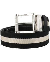 Bally - Tamal Reversible Striped Belt - Lyst