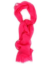 Loro Piana - Fil And Fil Scarf - Lyst