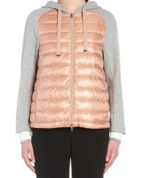 Herno - Down Hooded Jacket - Lyst