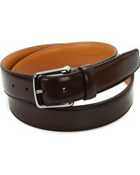 Tod's - Classic Leather Belt - Lyst