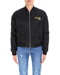 KENZO - Embroidered Tiger Bomber Jacket - Lyst