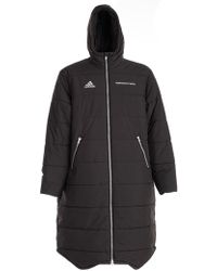 Gosha Rubchinskiy - X Adidas Padded Zip Jacket - Lyst