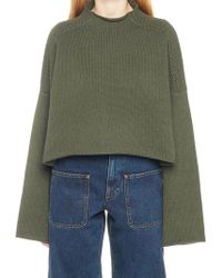 JW Anderson - Cropped Jumper - Lyst