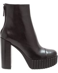 Kendall + Kylie - Cadence Heeled Ankle Boots - Lyst