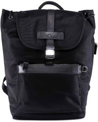 e4abc8059100 Lyst - Michael Kors Kent Drawstring Backpack in Black for Men