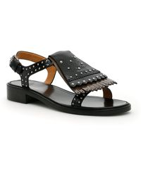 Church's - Fringed Studded Sandals - Lyst