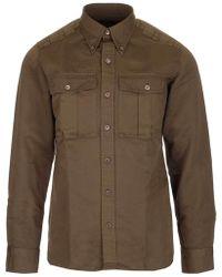 Tom Ford - Military Shirt - Lyst