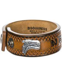 DSquared² - Hippie Cowboy Rodeo Boy Bracelet - Lyst