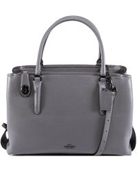 COACH - Brooklyn Carryall 34 Tote - Lyst