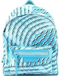 Longchamp - Printed Backpack - Lyst
