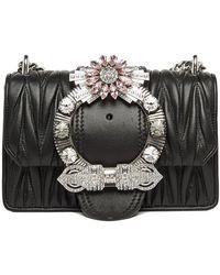 Miu Miu - Lady Crossbody Bag - Lyst