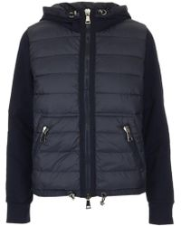 Moncler - Maglia Quilted Jacket - Lyst