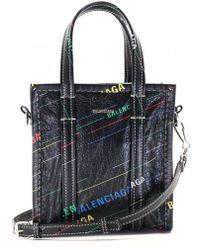 Balenciaga - Bazar Shopper Xxs Tote Bag - Lyst