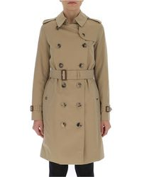 Burberry - The Kensington Classic Fit Trench Coat - Lyst