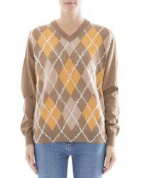 Acne Studios - V-neck Sweater - Lyst