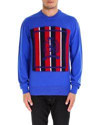 Tommy Hilfiger - Embroidered Logo Sweatshirt - Lyst