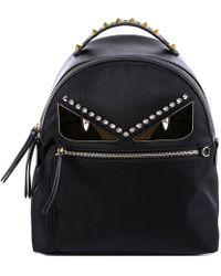 Fendi - Classic Bag Bugs Backpack - Lyst