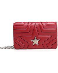 Stella McCartney - Stella Star Small Crossbody Bag - Lyst