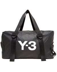 bd8a8675d Lyst - Y-3 Qasa Gym Bag in Black for Men