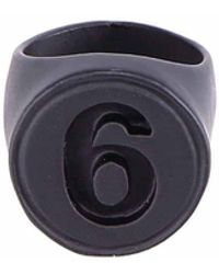 MM6 by Maison Martin Margiela - 6 Ring - Lyst