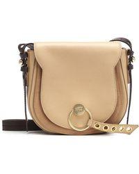 See By Chloé - Saddle Shoulder Bag - Lyst