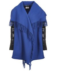 Moncler - Padded Sleeves Cloak - Lyst