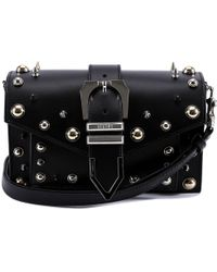 Versus - Studded Shoulder Bag - Lyst