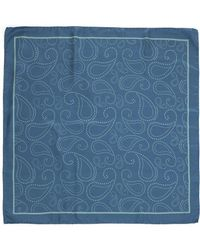 Golden Goose Deluxe Brand - Paisley Print Pocket Square - Lyst