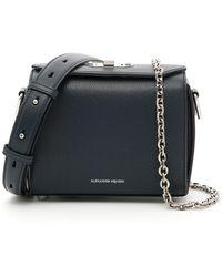 Alexander McQueen - Box Shoulder Bag - Lyst