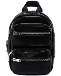 Alexander Wang - Front Pockets Backpack - Lyst