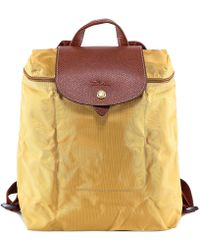 Longchamp - Le Pliage Folding Backpack - Lyst