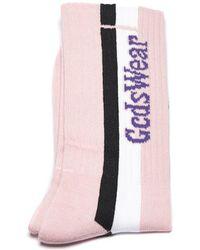 Gcds - Striped Socks - Lyst
