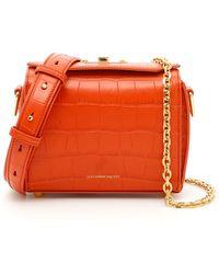 Alexander McQueen - Box Bag 19 - Lyst
