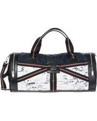 Dior Homme - Tricolour Duffle Bag - Lyst