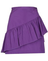 See By Chloé Taffeta Mini Skirt
