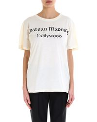 Gucci - Chateau Marmont T-shirt - Lyst