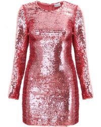 RED Valentino Sequinned Dress
