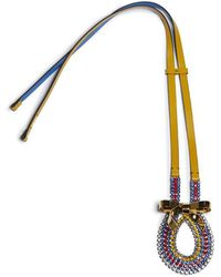 Marni - Pendant Necklace - Lyst