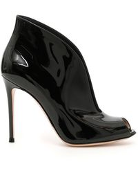 Gianvito Rossi - Vamp 105 Ankle Boots - Lyst