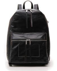 Rick Owens - Babel Zipped Backpack - Lyst