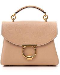 Ferragamo - Margot Top Handle Bag - Lyst