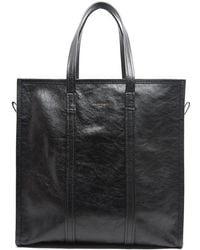Balenciaga - Bazar Shopper M Tote Bag - Lyst