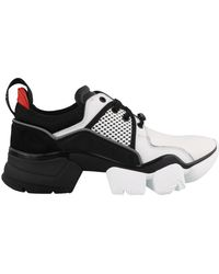 Givenchy - Two-toned Jaw Low Trainers - Lyst