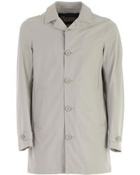 Herno - Simple Trench Coat - Lyst