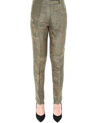 Etro - High Waisted Tailored Trousers - Lyst