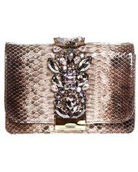 Gedebe - Cliky Snake Shoulder Bag - Lyst