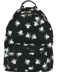 Dior - Printed Backpack - Lyst
