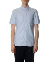 Burberry - Classic Short Sleeved Shirt - Lyst